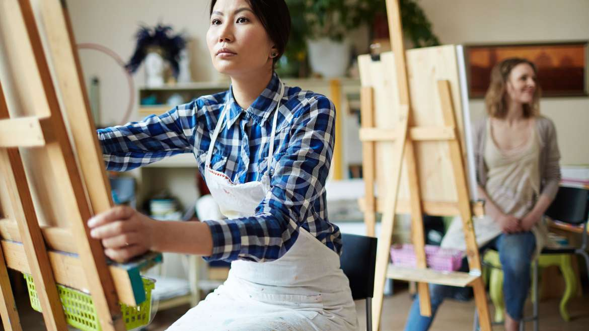 A Beginner's Complete Guide to Art Class